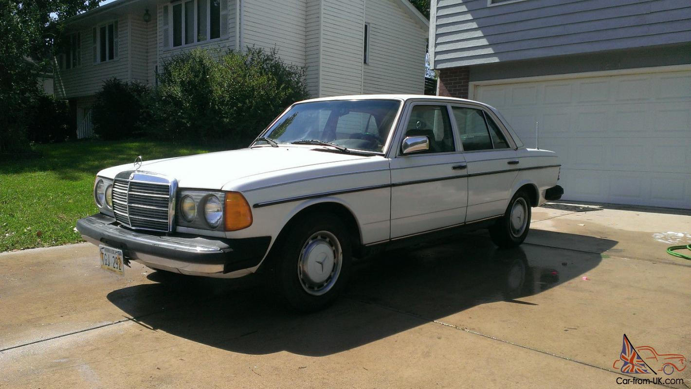 Mercedes benz 200 series series 123 240d for Mercedes benz 240d for sale