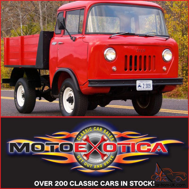 Jeep : Other FC150 Cab Over