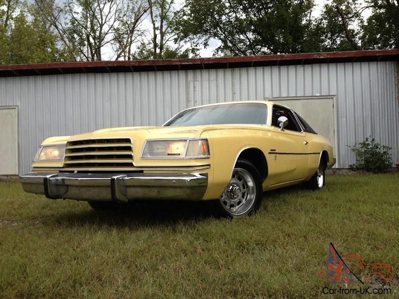 Dodge : Magnum XE-MODIFIED CLASSIC MUSCLE CAR