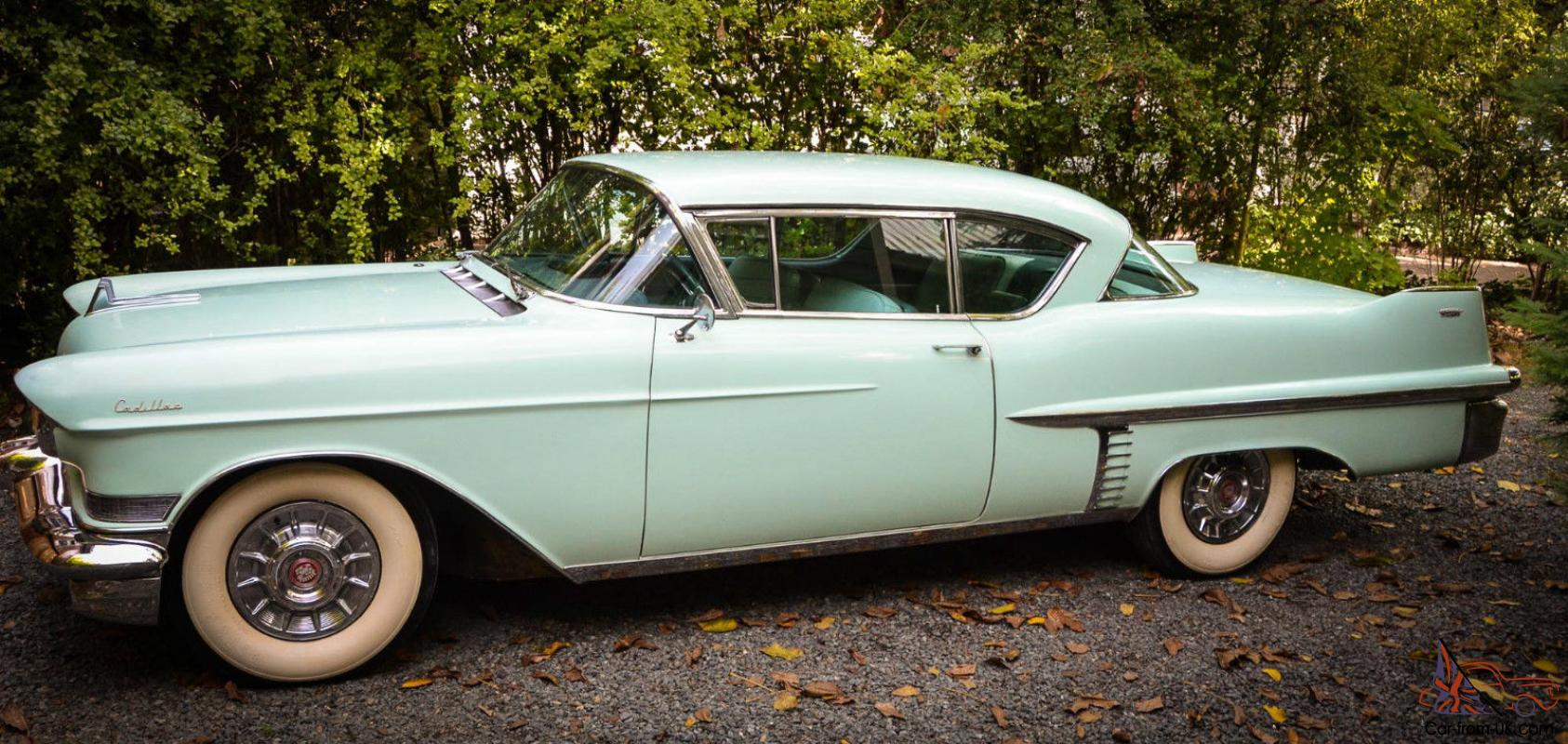 Cadillac deville 2 door hardtop for 1957 cadillac 2 door hardtop