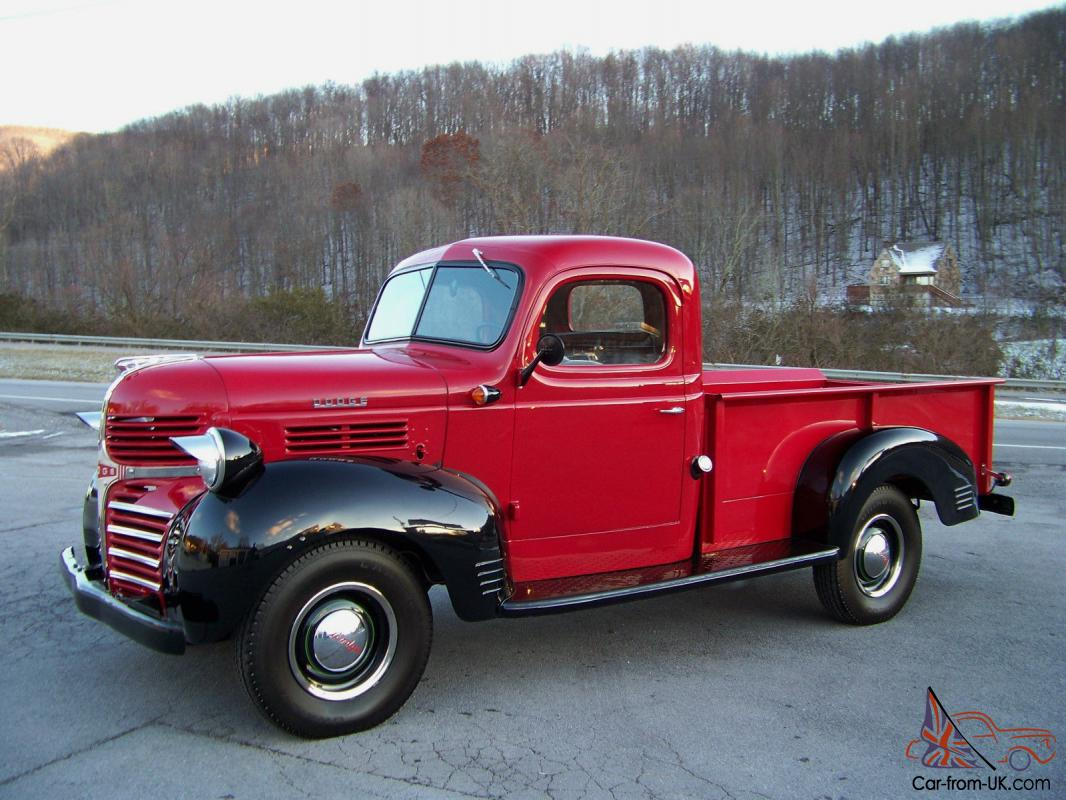 Dodge Other Pickups 3 4 Ton