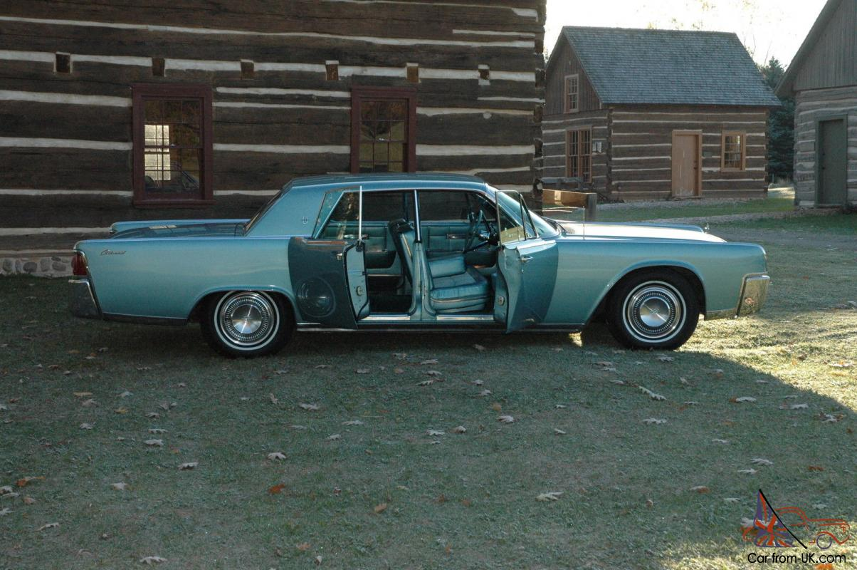 1964 lincoln continental trunk lid lincoln continental 35. Black Bedroom Furniture Sets. Home Design Ideas