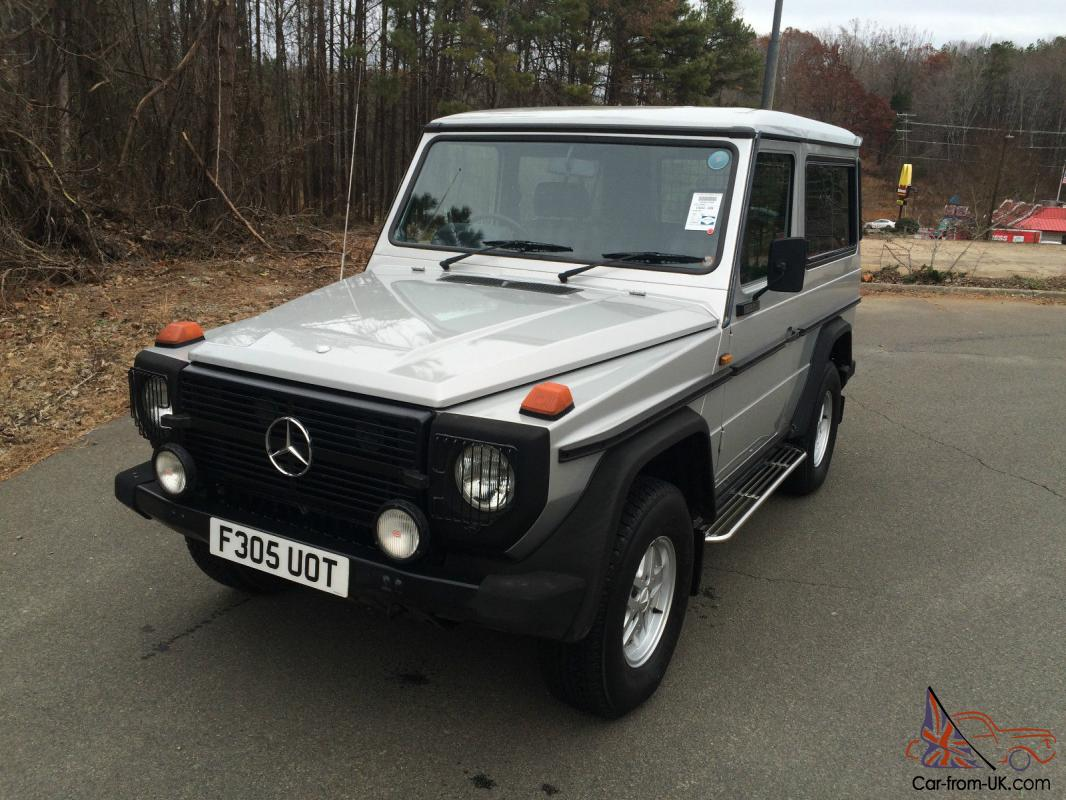Mercedes benz g class g wagon for Mercedes benz g wagon price
