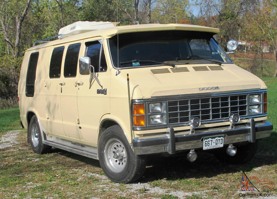 dodge ram van prospector. Black Bedroom Furniture Sets. Home Design Ideas