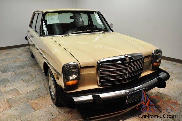 Mercedes Benz 200 Series 240d