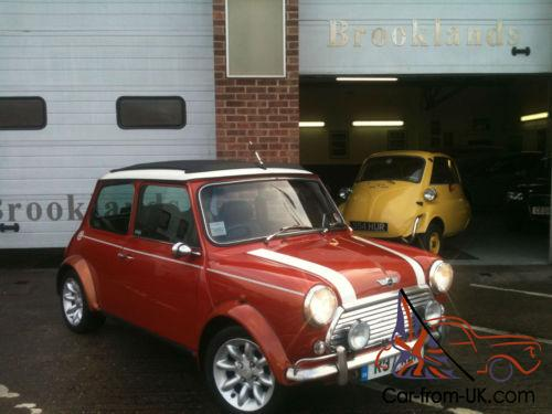 1997 Rover Mini Cooper With Stage 2 Race Tuned Engine