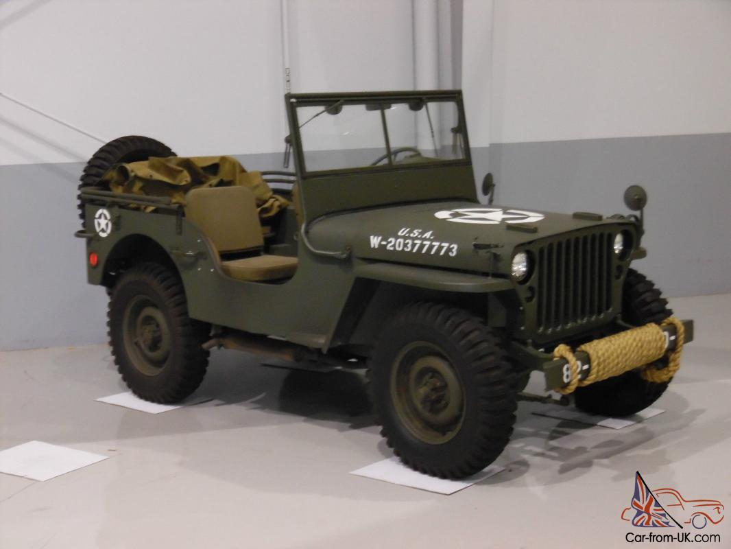 Jeep Other Ford jeep GPW
