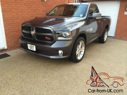 2014 Dodge Ram Rt 1500 Sport 5 7 Litre V8 Hemi 8 Speed Auto