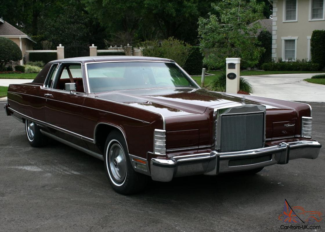 lincoln town car town coupe one owner 31k miles. Black Bedroom Furniture Sets. Home Design Ideas