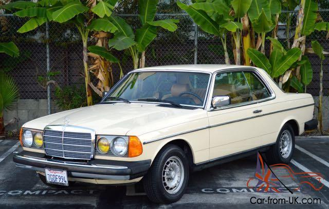 Mercedes benz 300 series 300cd 300cdt 300 cd cdt w123 coupe for Mercedes benz 300cd for sale