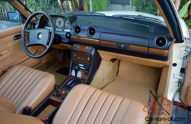 Mercedes Benz 300 Series 300cd 300cdt 300 Cd Cdt W123 Coupe