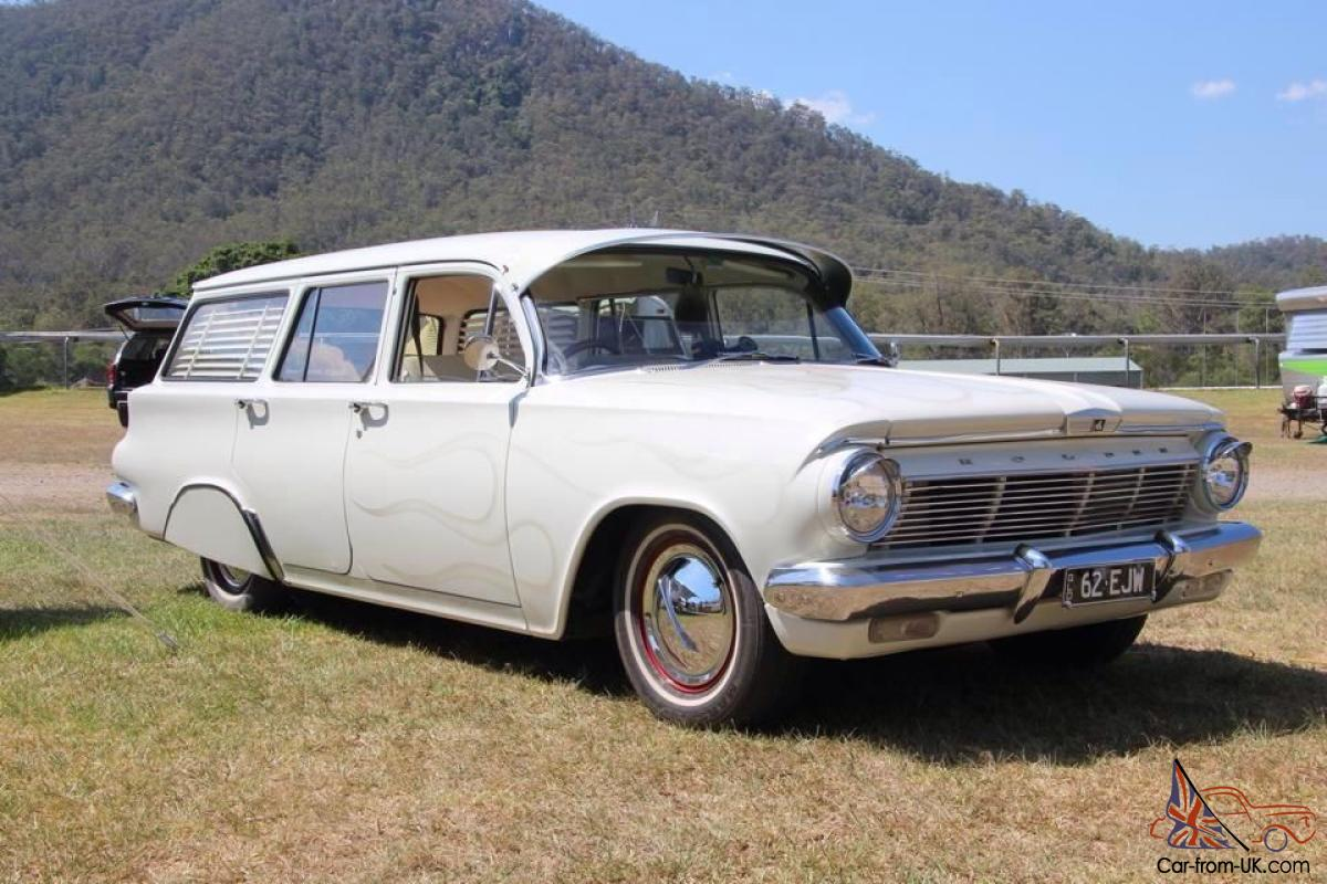 1962 Ej Holden Stationwagon