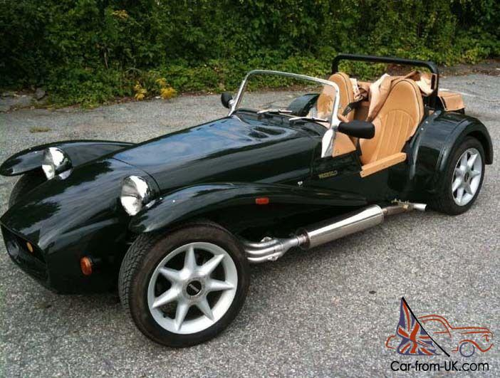 Lotus 7 Replica For Sale >> Other Makes : Westfield Lotus Seven SEi