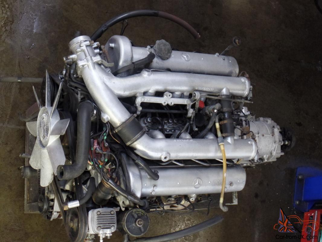 Mercedes benz s class mercedes 6 3 l engine and for Mercedes benz v8 engine