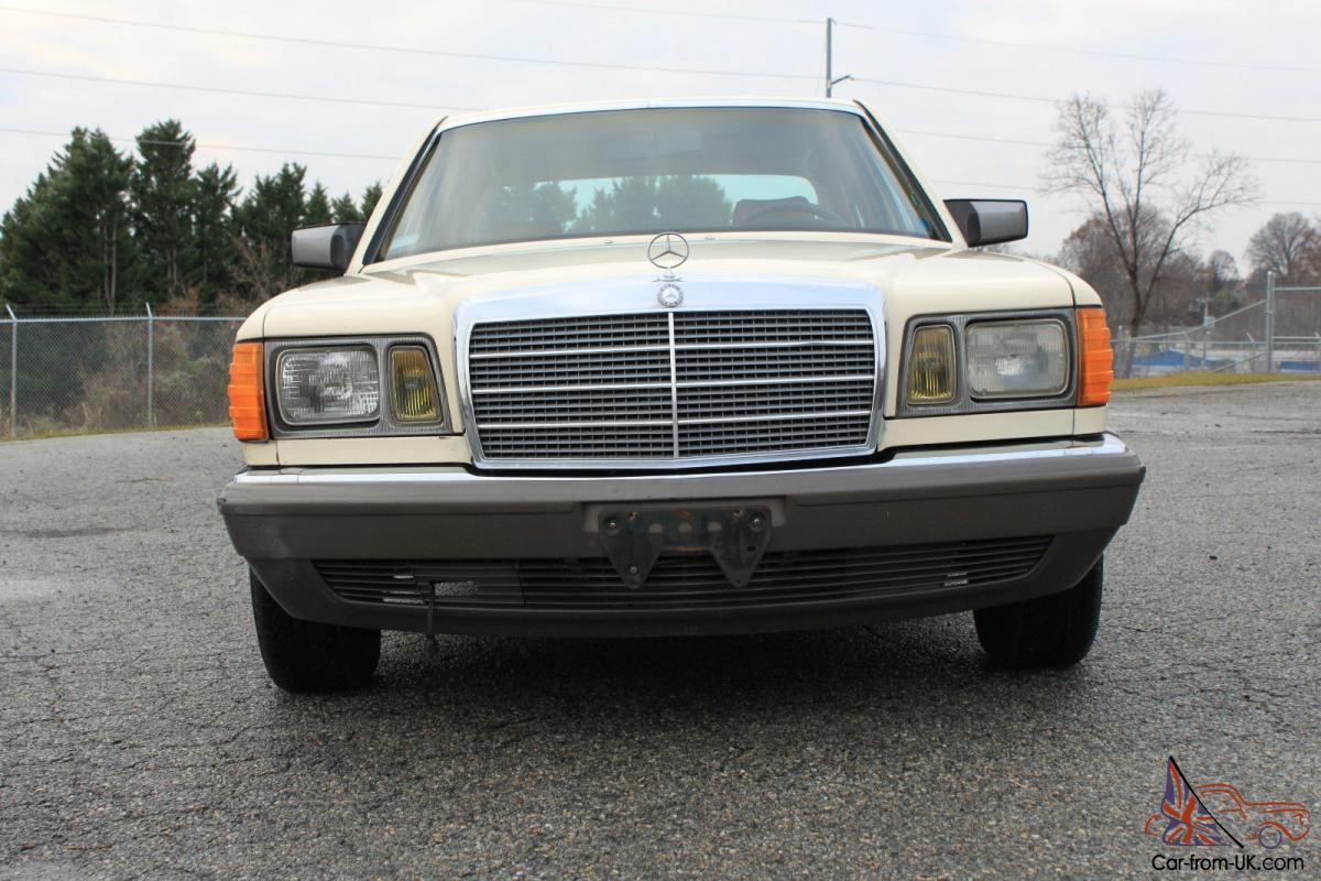 Mercedes benz 300 series 1984 mercedes benz 300sd diesel for Mercedes benz 300 diesel
