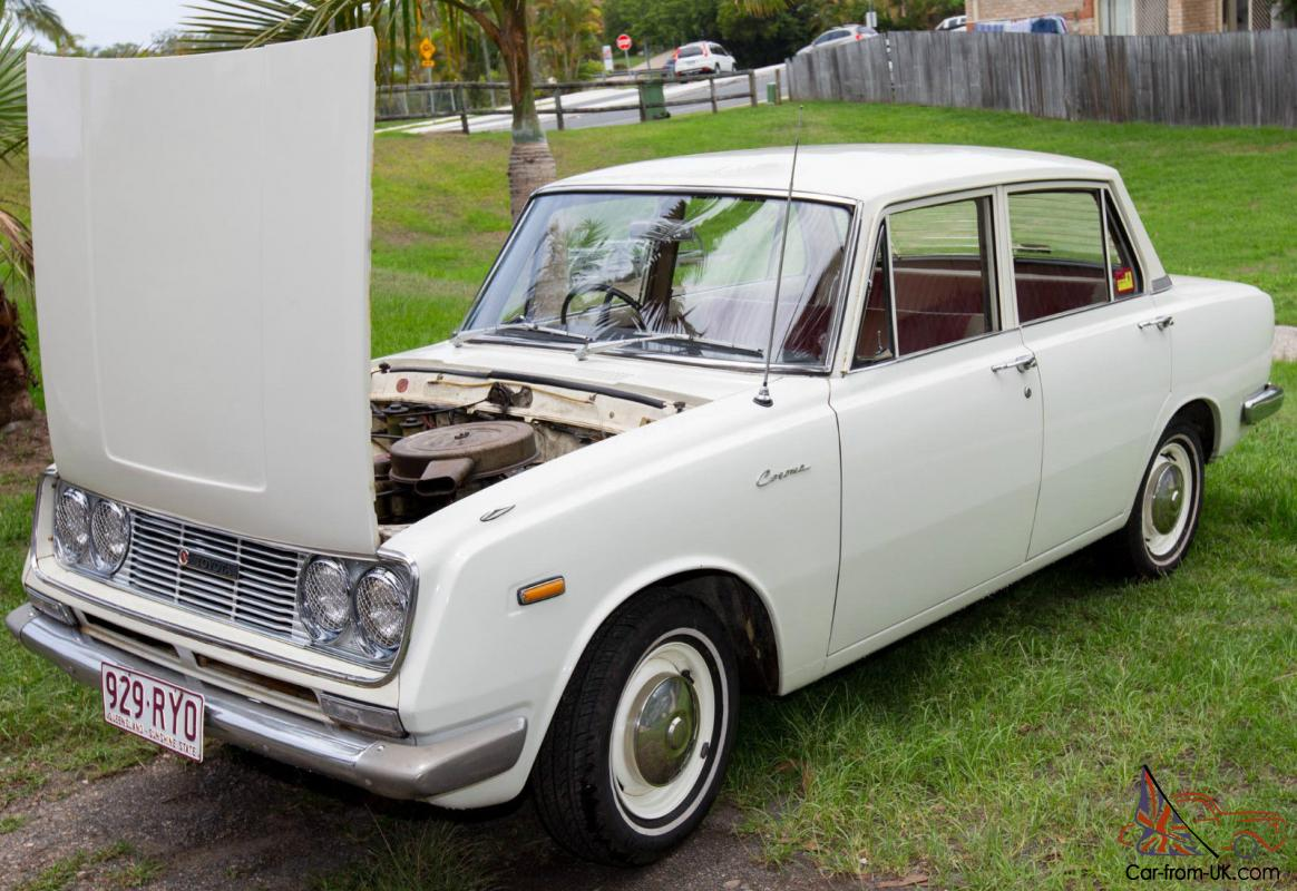 classic 1966 toyota corona rt40 car all original mint condition 4 door 1 5l in palm beach  qld service manual toyota corolla 2003 service manual toyota corolla 2006