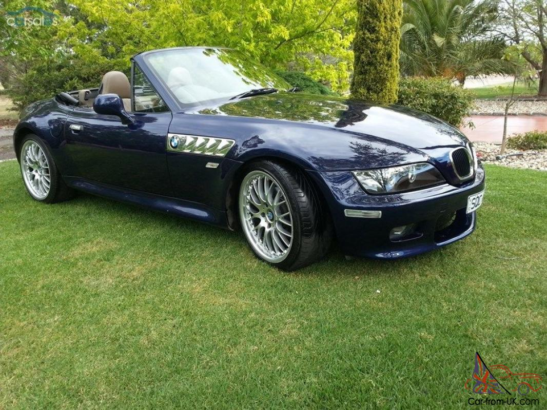 Bmw Z For Sale Uk For Sale Bmw Z3 Coup 2 8 1998 Offered