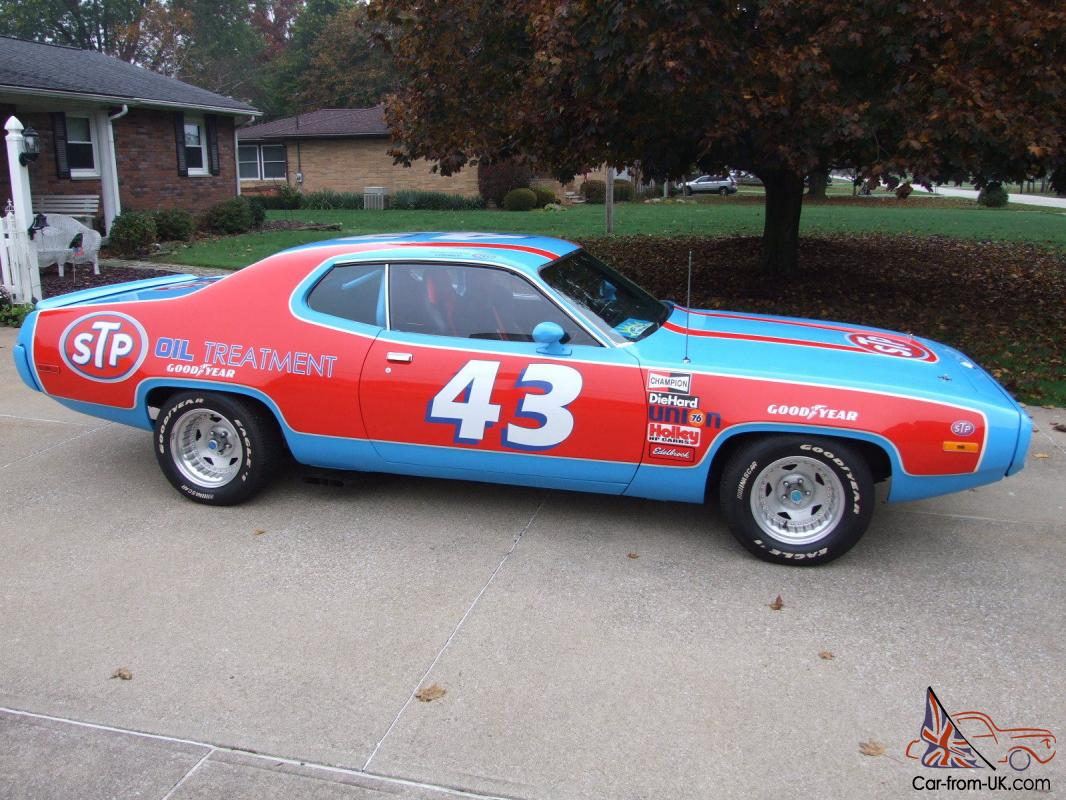 Richard Petty Cars By Year Bing Images