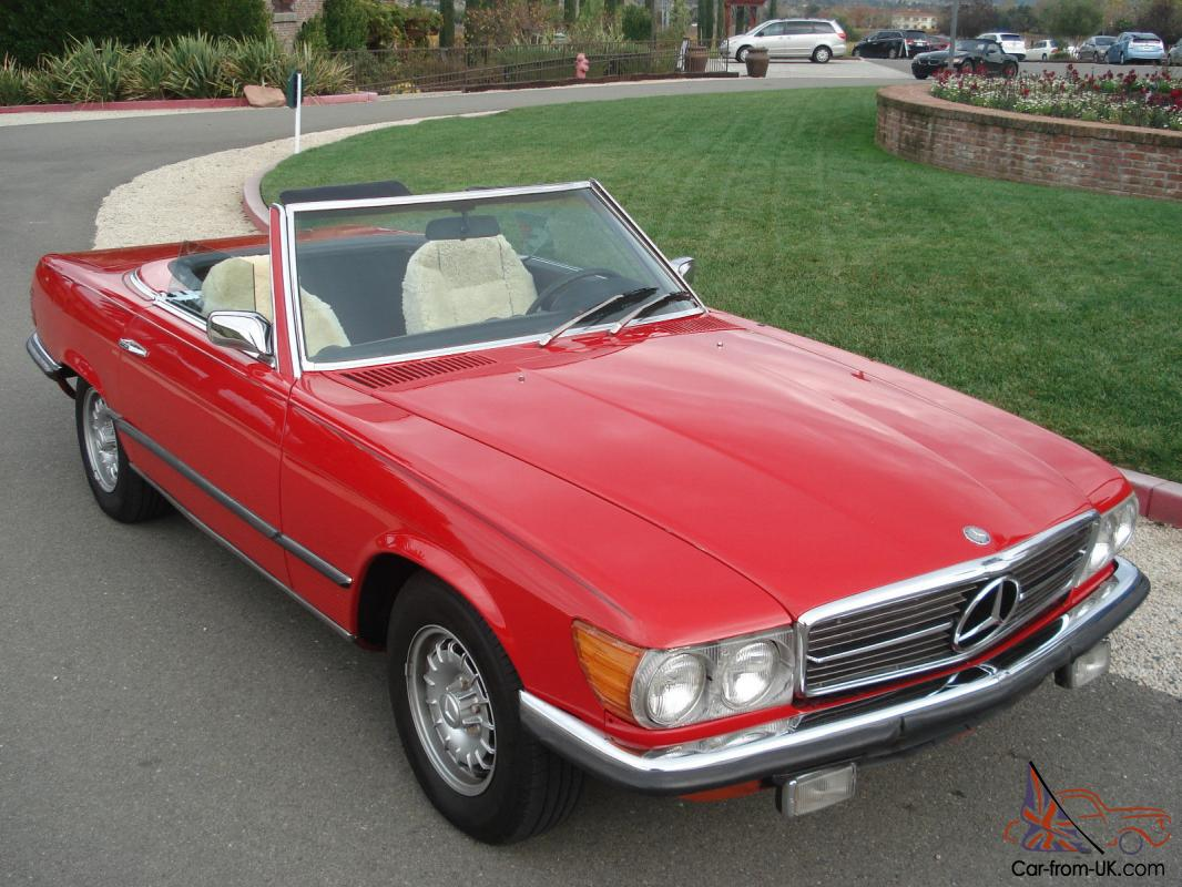 Mercedes benz sl class 350sl convertible for Mercedes benz cabriolet for sale