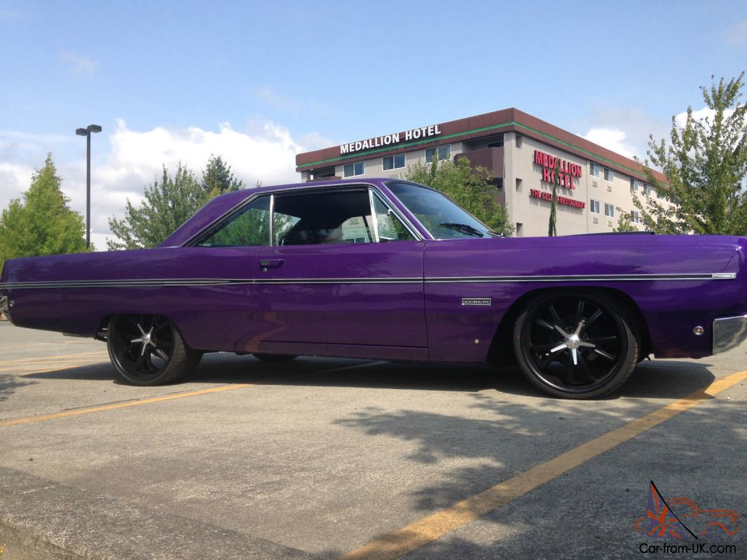 Plymouth : Fury furry 3