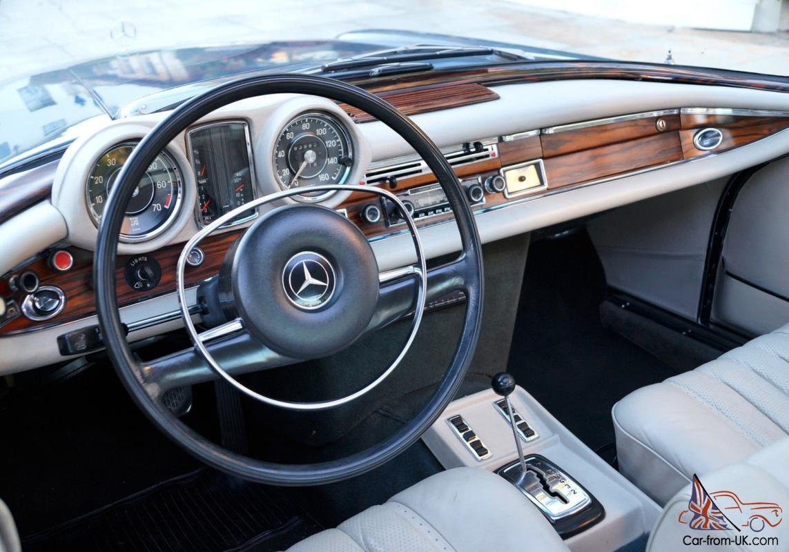 Mercedes benz 200 series 280se 3 5 coupe for Mercedes benz hunt valley