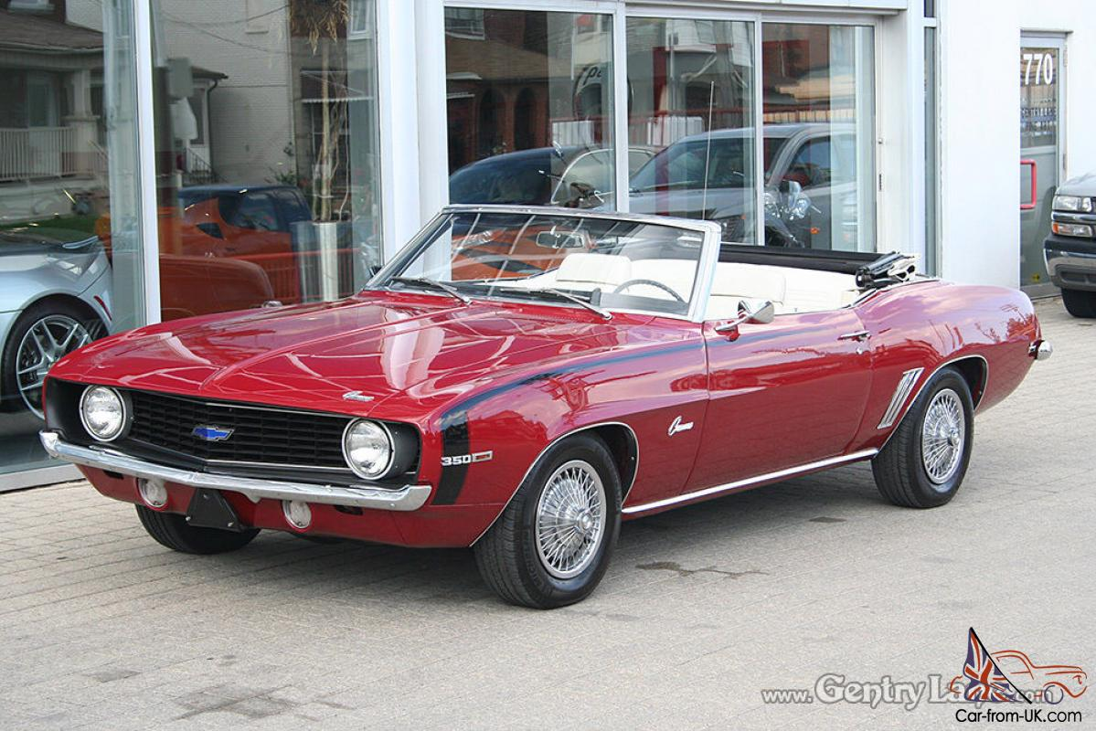 69 camaro convertible for sale by autos post. Black Bedroom Furniture Sets. Home Design Ideas