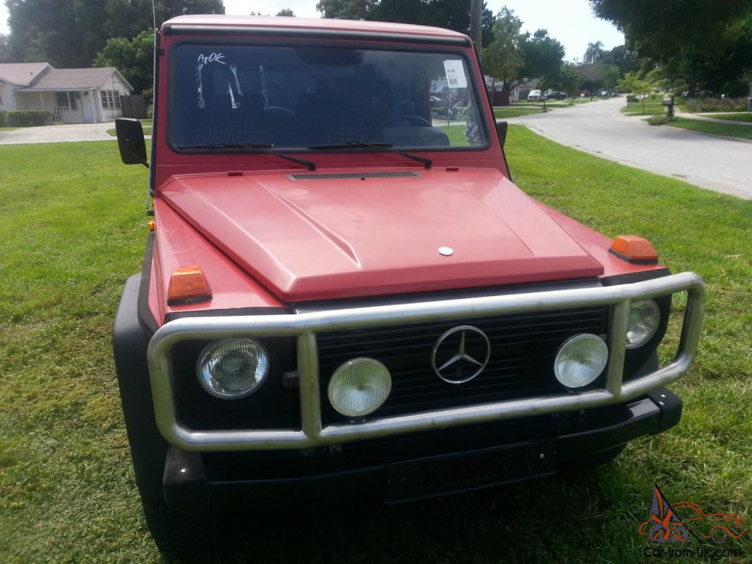 Mercedes benz gelandewagen for sale for Mercedes benz gelandewagen for sale