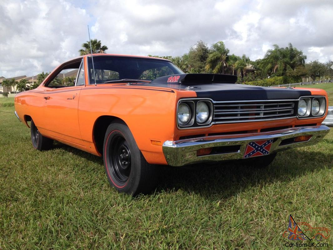 Displaying 1 - 15 of 94 total results for classic Plymouth Road Runner Vehicles for Sale.