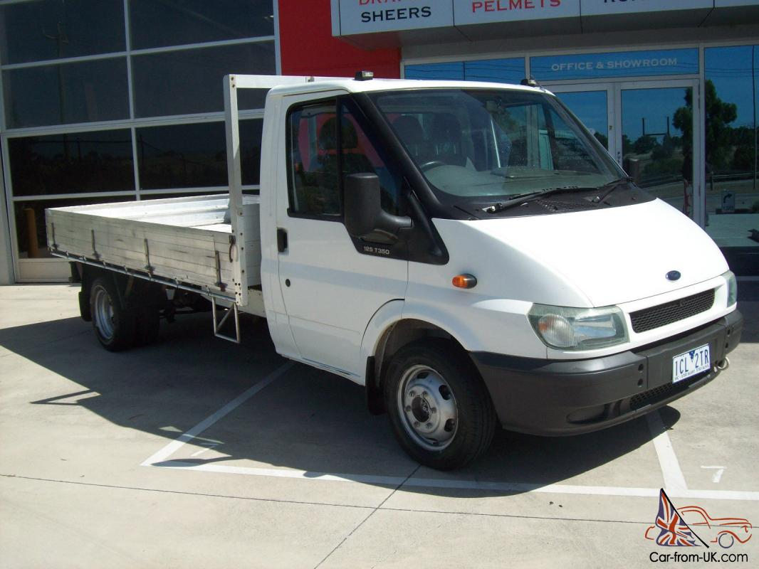 ford transit 2003 cab chassis 5 sp manual smartshift 2 4l diesel rh car from uk com 2003 ford transit owner's manual 2003 ford transit owner's manual