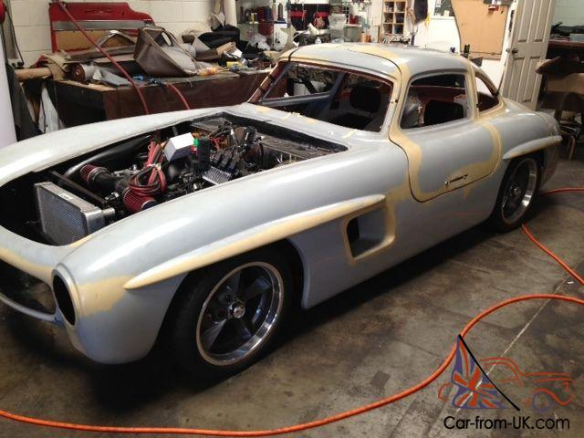 replica kit makes mercedes benz 300sl gullwing