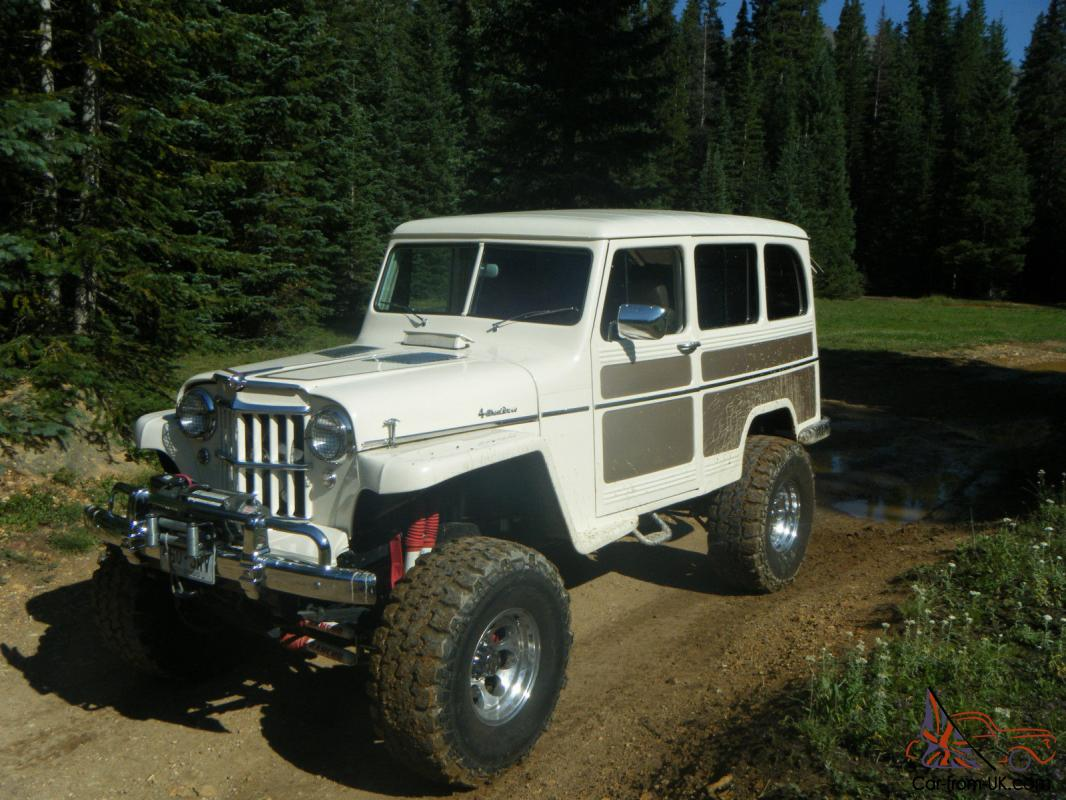 Jeep Willys For Sale >> Willys : Wagon 4x4
