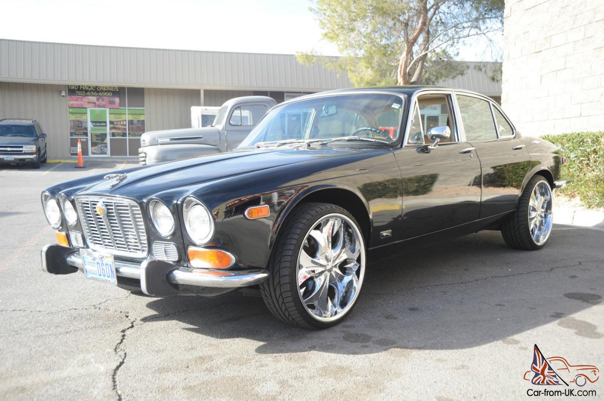 Jaguar : XJ6 PImped Out