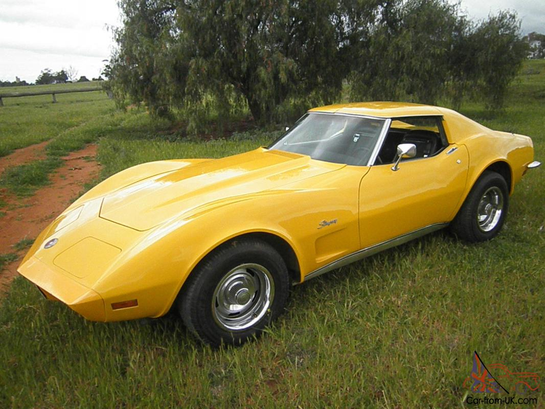1973 chevrolet corvette stingray for sale. Cars Review. Best American Auto & Cars Review