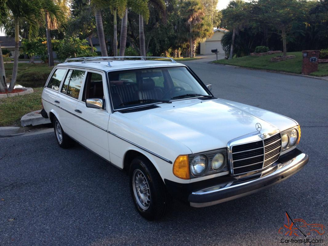 mercedes benz 300 series estate wagon. Black Bedroom Furniture Sets. Home Design Ideas