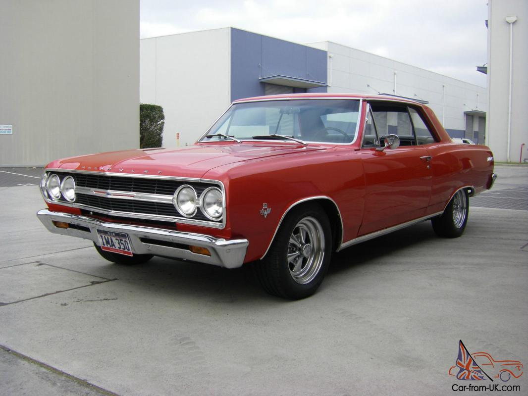 1965 chevrolet chevelle malibu ss in engadine nsw. Black Bedroom Furniture Sets. Home Design Ideas