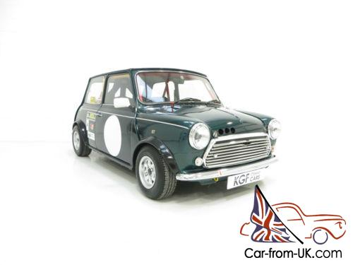 A Road Legal Competition Winning Rover Mini Cooper With Amazing