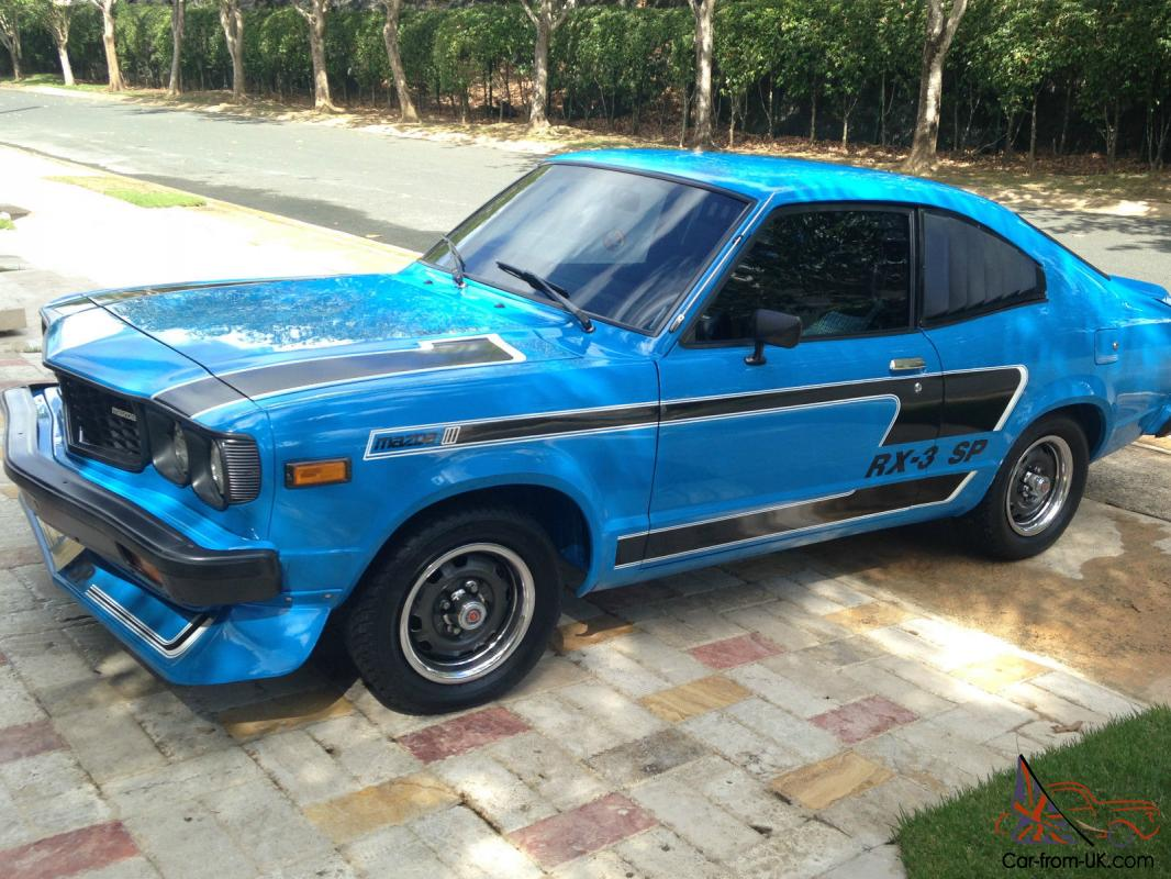 1977 Mazda Rx3: Mazda : Other RX3 SP