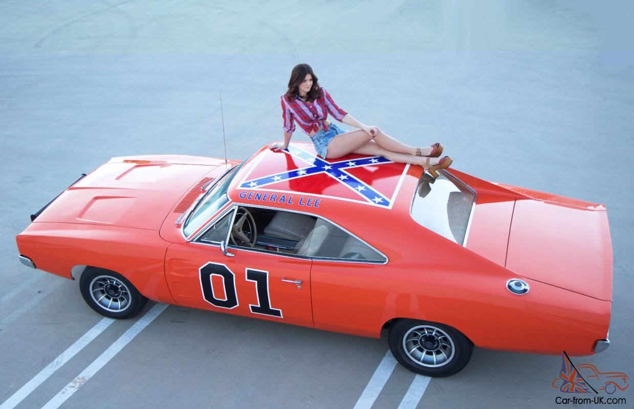 how to build a general lee