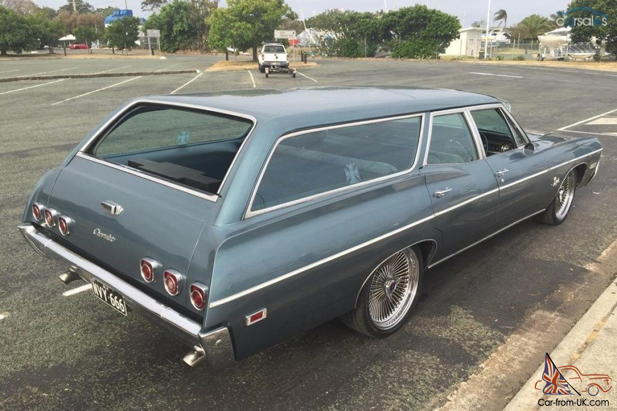 1968 Chevrolet Impala Station Wagon In Mooloolaba Qld