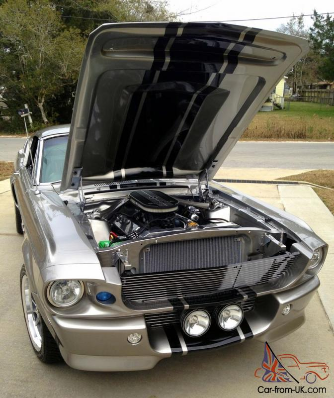 Ford : Mustang Eleanor