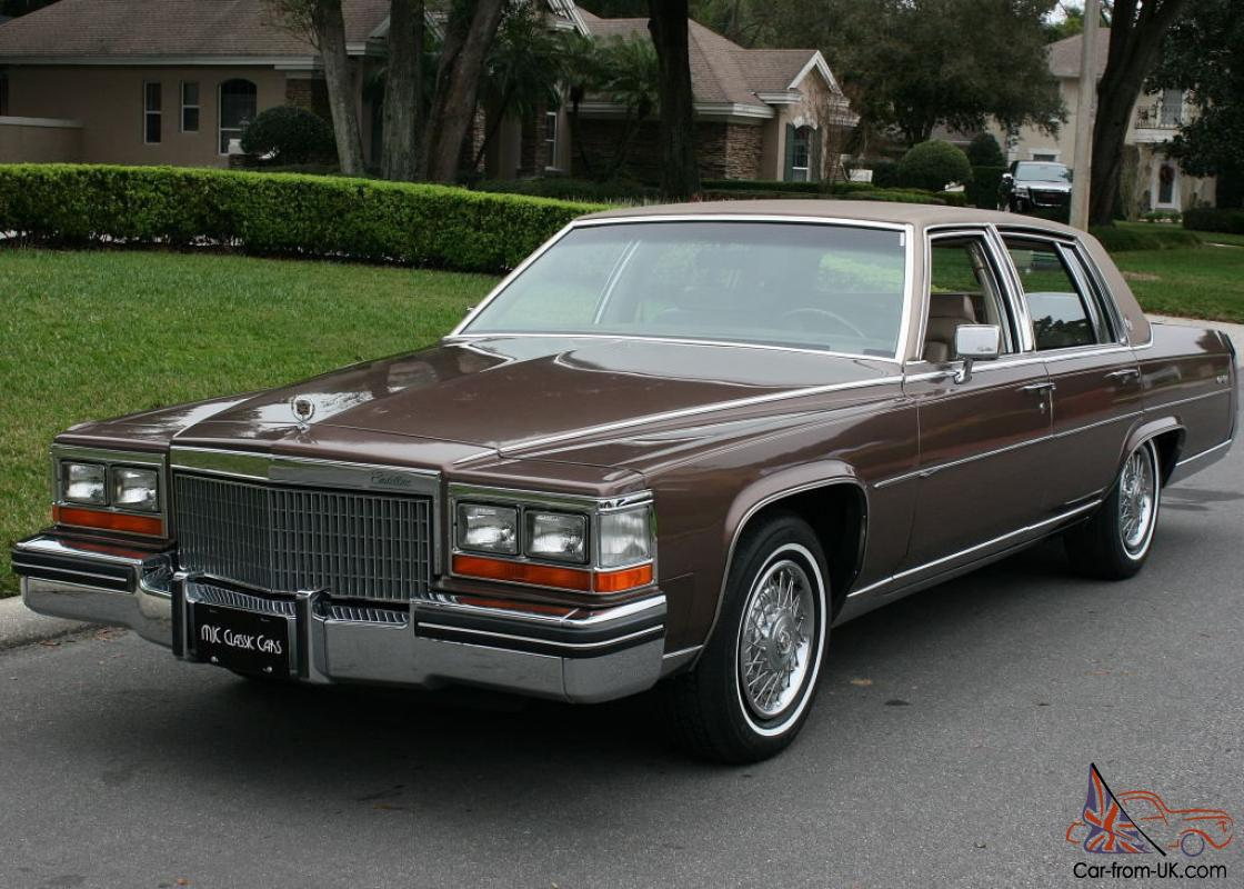cadillac fleetwood brougham original paint 17k mi for sale. Cars Review. Best American Auto & Cars Review