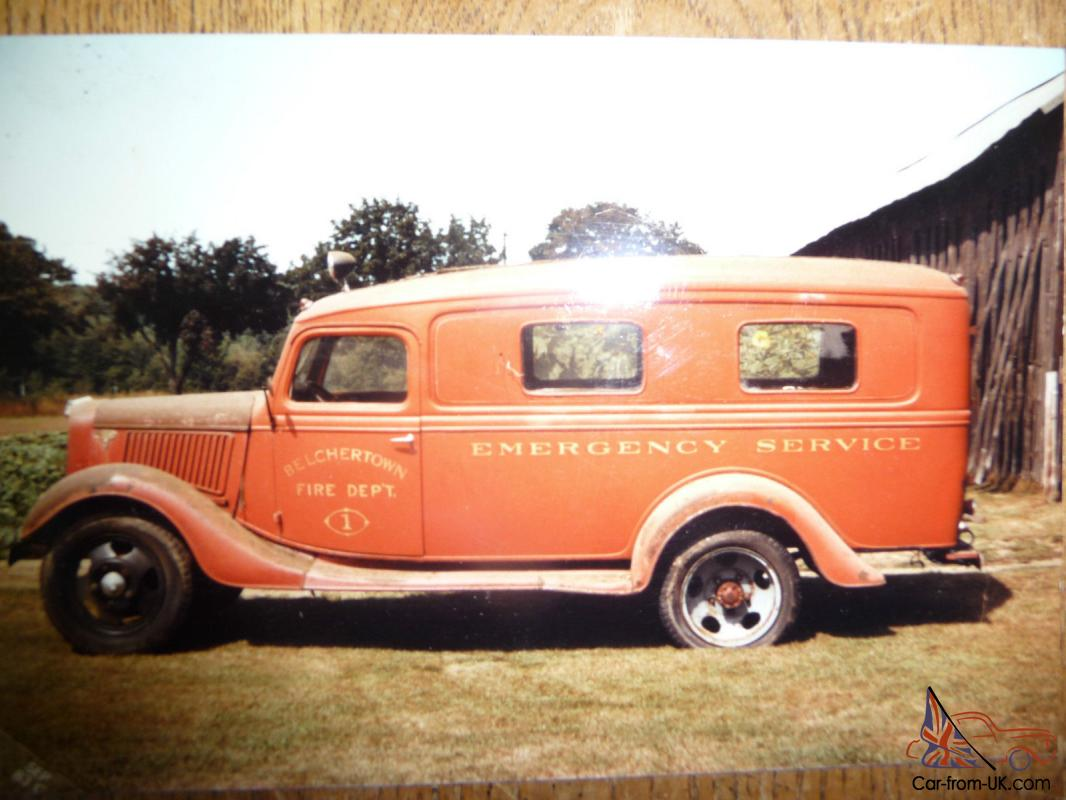 1936 ford dually panel truck vintage motorcycle hauler for autos post. Black Bedroom Furniture Sets. Home Design Ideas