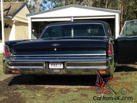 1965 lincoln continental in mount annan nsw. Black Bedroom Furniture Sets. Home Design Ideas