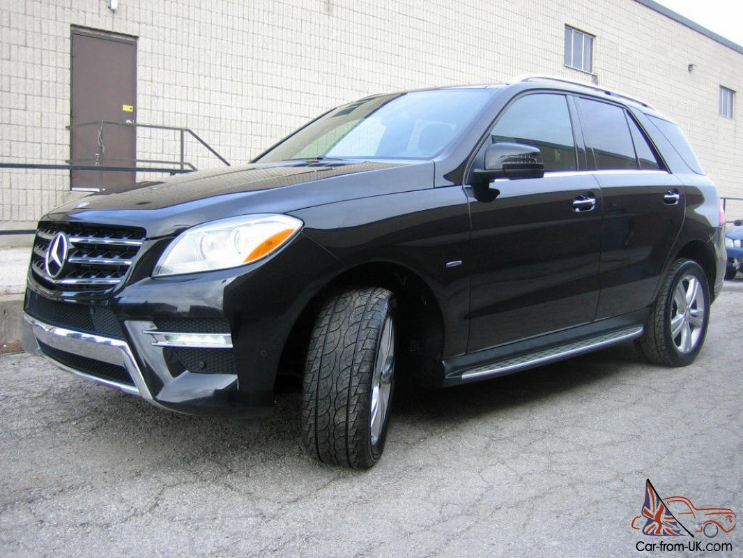 Mercedes benz m class ml350 bluetec for Mercedes benz m class ml350