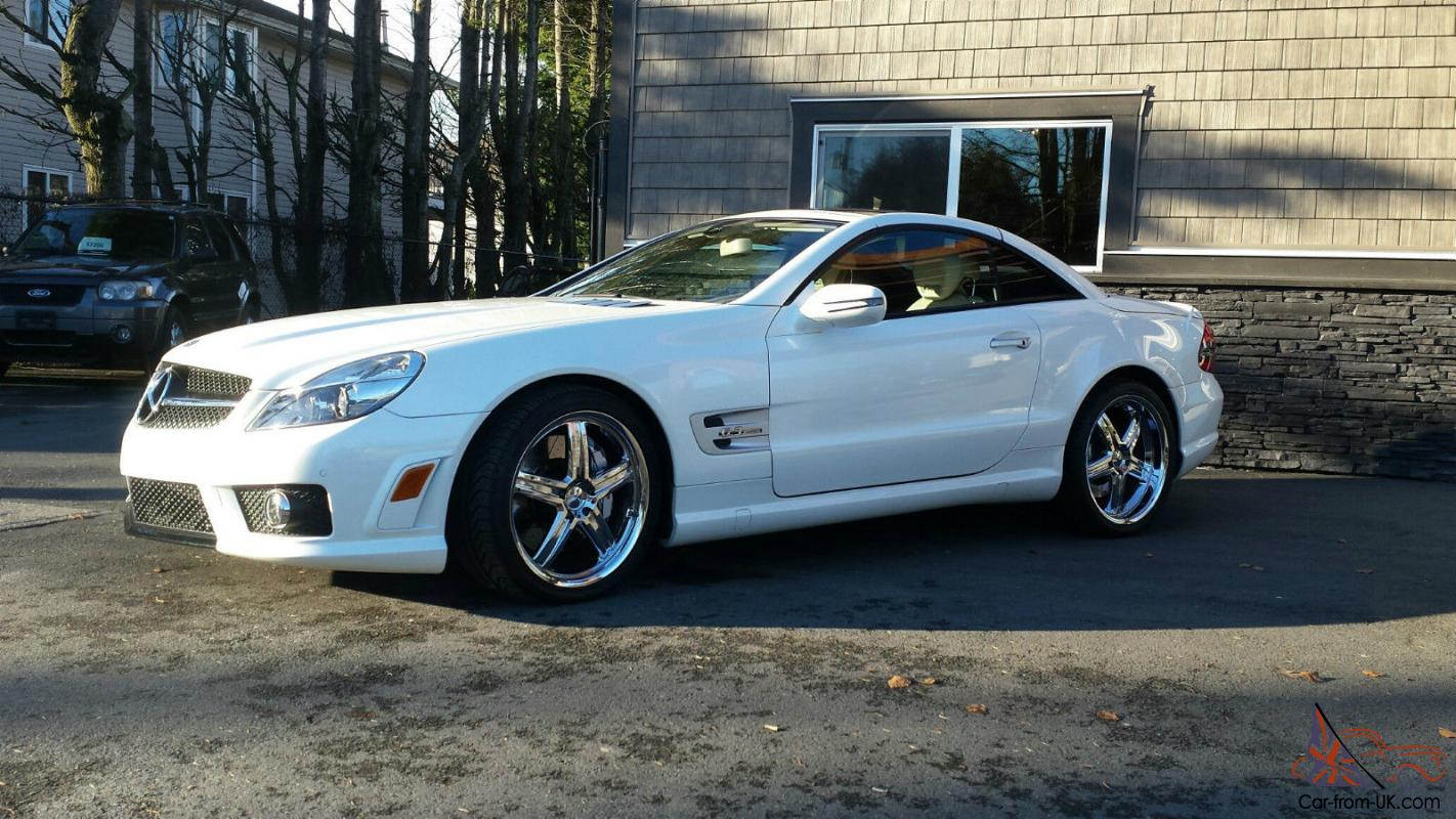 Mercedes benz other sl 6 3 amg for Mercedes benz fixed price servicing costs