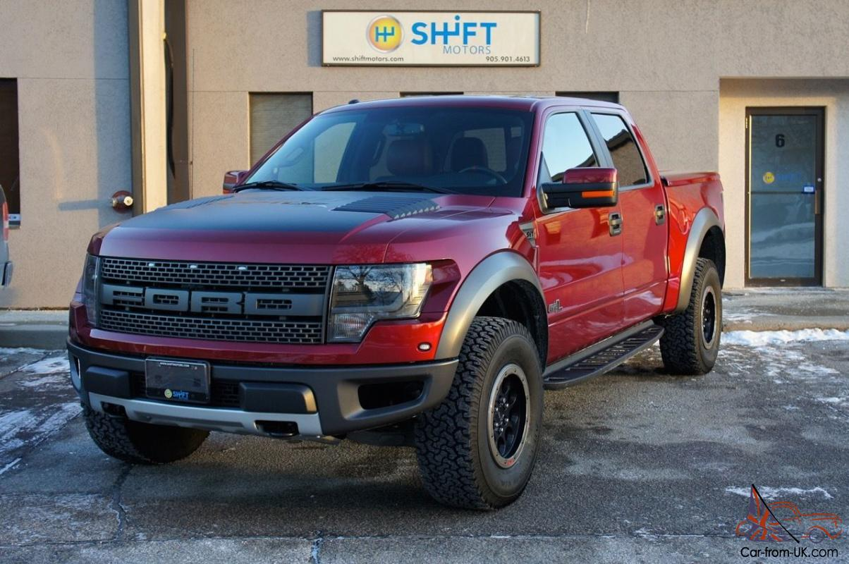 Ford f 150 svt raptor