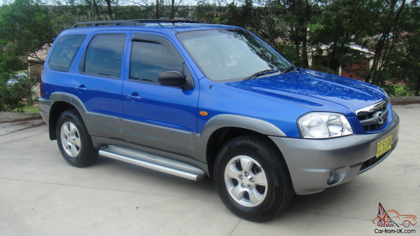 mazda tribute luxury 2002 4d wagon 4 sp automatic 4x4 in minto nsw. Black Bedroom Furniture Sets. Home Design Ideas