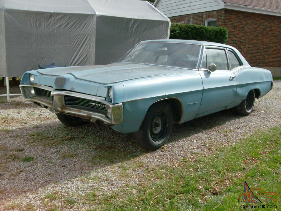 Pontiac : Catalina 2 door post