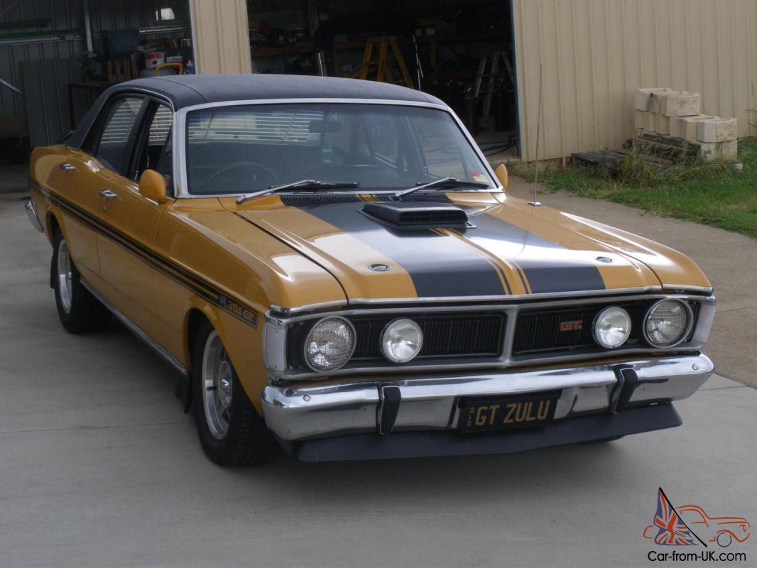Ford fairmont xy gt 1972 sedan in gracemere qld