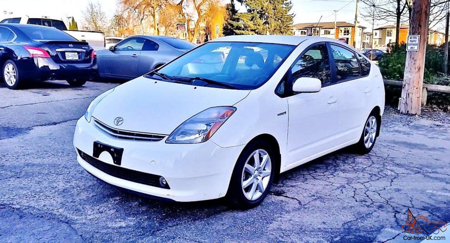 toyota prius 2008 toyota prius hybrid 1 5 lit 4 cyl. Black Bedroom Furniture Sets. Home Design Ideas